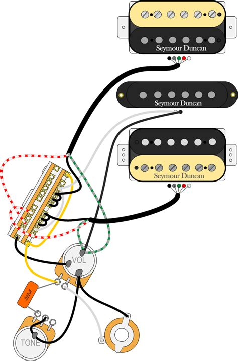 guitar wiring explored introducing the switch