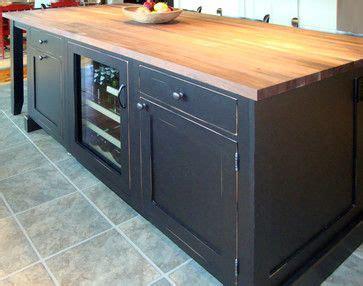 black kitchen island with butcher block top best 25 butcher block island top ideas on 9769