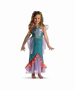 Ariel Disney Toddler/ Kids Costume - Disney Princess Costumes