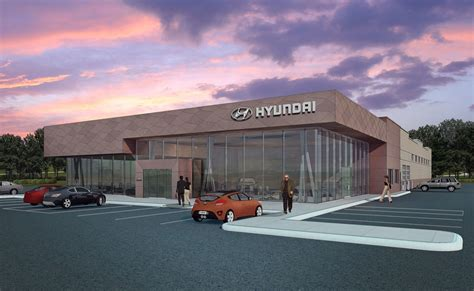 Kraus-anderson Completes New Hyundai Dealership In Mt
