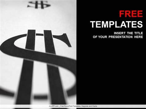 dollar money powerpoint templates design