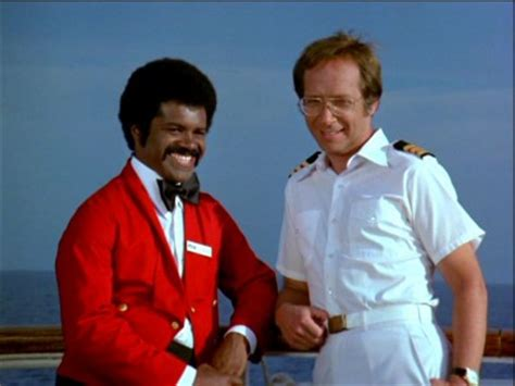 Isaac From Love Boat Costume by The Love Boat Season Two Volume One Dvd Talk Review Of
