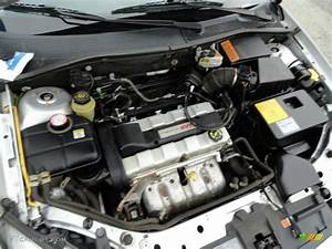 2003 Ford Focus Svt Hatchback Engine Photos