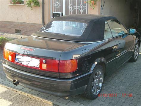 Cabrio Hinten Audi Cabriolet Coupe 80 B4 Ersatzteile