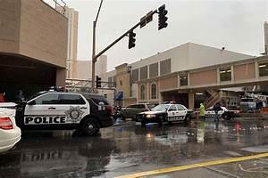 Pedestrian dies after being hit by bus near Las Vegas ...