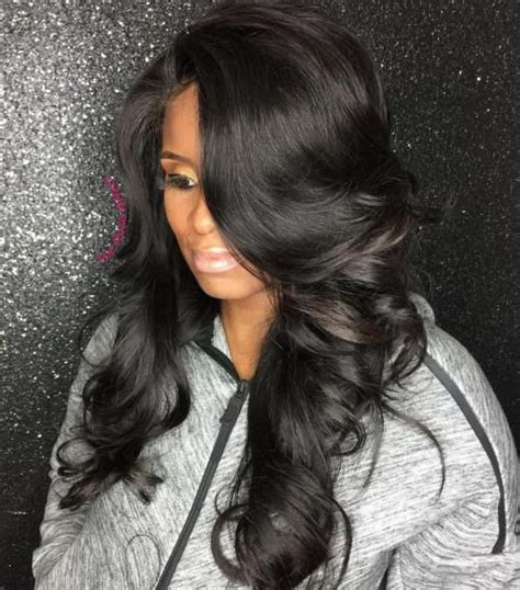 Sew In Hairstyles For Teenagers by 25 Best Ideas About Sew In Hairstyles On Sew