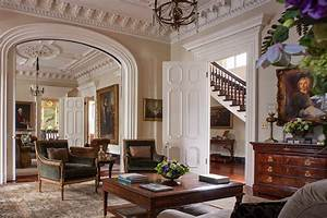 Southern Classic Design in Charleston