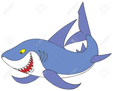 Shark Clipart Shark Clipart Shark Pencil And In Color Shark