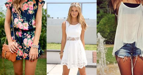 cute outfit ideas  summer  worthminer