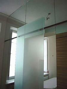 Glasschiebetür Mit Spiegel : glast ren schiebet r pendelt r glaserei wenzel m nchen ~ Sanjose-hotels-ca.com Haus und Dekorationen