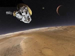 NASA's New Horizons spacecraft set for historic rendez ...