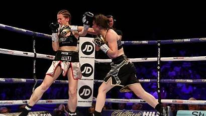 Taylor Connor Katie Kimberly Boxing Whyte Parker