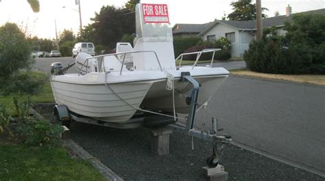 Fishing Boats For Sale Renfrew County by 16 Livingston Warrior Fishing Boat For Sale Cbell