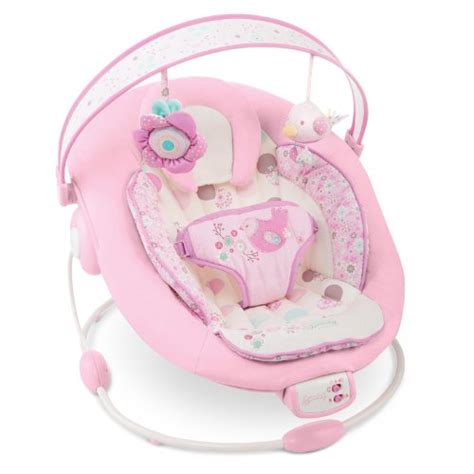 Top Bright Starts Comfort & Harmony Cradling Bouncer
