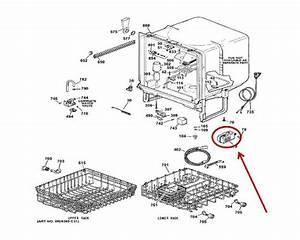 Ge Part  Wd21x23836 Control Module  Oem