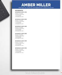 Pages Resume Templates Not In by Simple Resume Template Miller Bestresumes