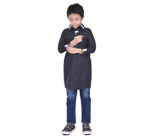 jual jubah anak laki laki lengan panjang gamis muslim hitam julie collection di lapak julie