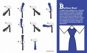 How to Tie a Tie over 20 Ways by DQT