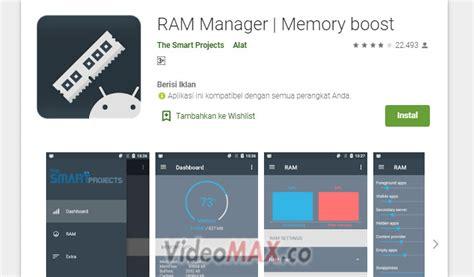 Nah jika laptop kamu dirasa performanya kurang coba deh dengan menambah kapasitas dari ram. Cara Menambah Ram di Android dan Mempercepat Kinerja ...