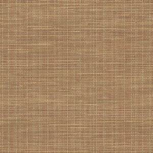 Chesapeake Kent Red Faux Grasscloth Wallpaper