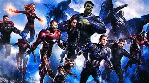 Leaked Avengers Images Tell New Secrets The Mary Sue