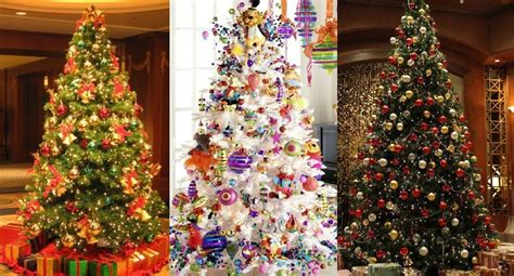 Best & Easy Christmas Tree Decorating Ideas 2015-2016 Brick Wood Burning Fireplace How To Replace Gas Buy A Decorative Cast Iron Tv Console Two Sided Electric Log Ethanol Insert Logs
