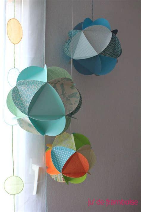 tuto deco chambre fille lanternes en papier tutoriels and bricolage on