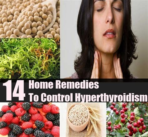 14 Excellent Diy Home Remedies To Control Hyperthyroidism