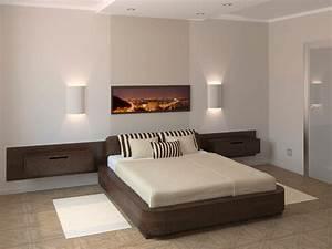comment creer une chambre zen et calme deco With modele de chambre peinte