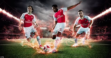 Leicester City Vs Arsenal 2015/16 : Leicester City Vs ...