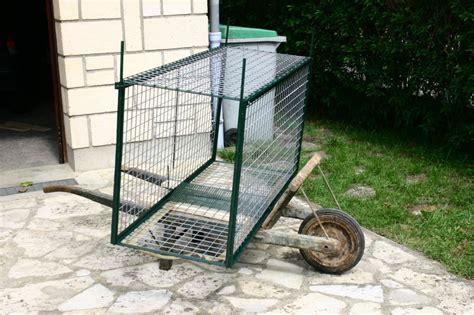cage 224 renard fabrication artisanale a vendre 100