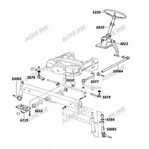 Axle Pin Housing