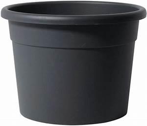 Blumentopf 70 Cm : blumentopf rund anthrazit viele gr en online kaufen bestellen ~ Whattoseeinmadrid.com Haus und Dekorationen