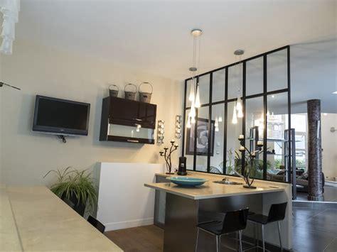 cuisine salon verrière d 39 atelier rétro en normandie toutes nos réalisations