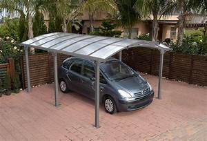 Car Port Alu : chalet jardin boutique carport en aluminium almicar ~ Melissatoandfro.com Idées de Décoration