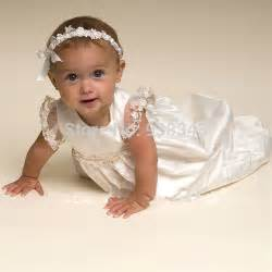 infant wedding dresses summer cotton baby dress child clothing baby baptism christening gown wedding