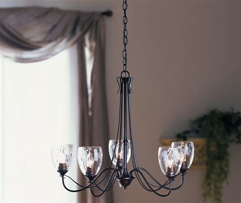 5 light chandelier with shades best home decor ideas