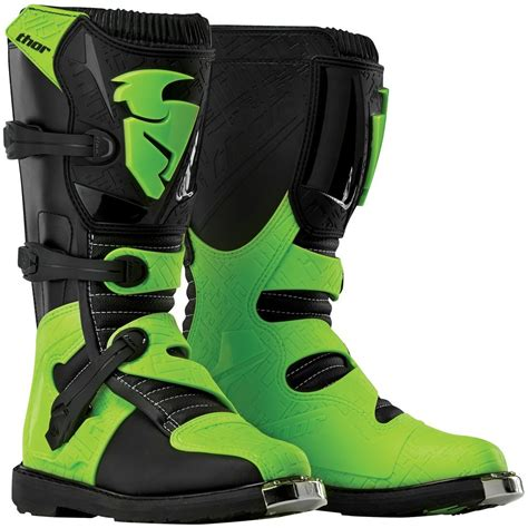 boys motorcycle riding boots 119 95 thor youth boys blitz ce certified boots with mx