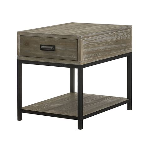 Hammary Parsons 444915 Rectangular Drawer End Table With. Drawer Lines. Ergonomic Desk Chairs. Rectangle End Table. Country Table Lamps. Children's Craft Table. Chair With Desk Arm. Best Laptop Bed Desk. Waxing Table