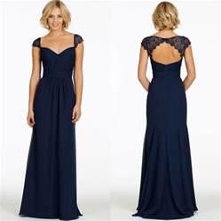 navy lace bridesmaid dress best 25 navy bridesmaid dresses ideas on