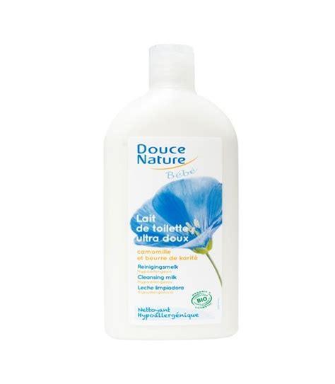 lait de toilette b 233 b 233 bio calendula camomille 300ml douce nature