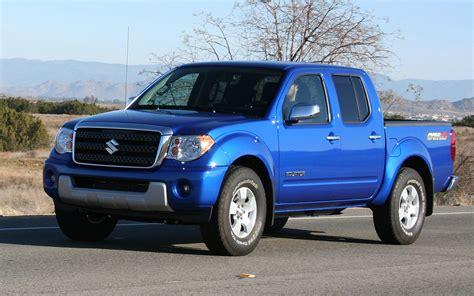 2012 Suzuki Equator Crew Cab Rmz 4 First Test Truck Trend