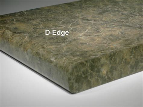 Laminate Countertop Edge Styles by Laminate Countertop Edge Style Photos And Cad Drawings