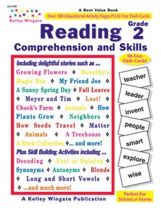 reading comprehension  skills grade   kelley