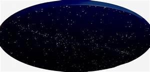 Sternenhimmel An Der Decke : runde sternenhimmel decke mit milchstra e und sternschnuppen mycosmos ~ Whattoseeinmadrid.com Haus und Dekorationen