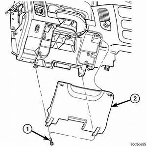 How Do I Get To The Amplifier On A 2002 Ram 1500 Quad Cab