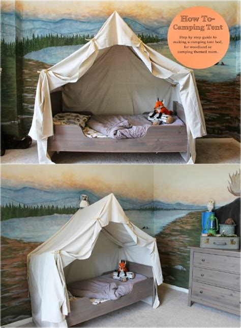 Bed Tent Topper by Sleep In Absolute Luxury With These 23 Gorgeous Diy Bed