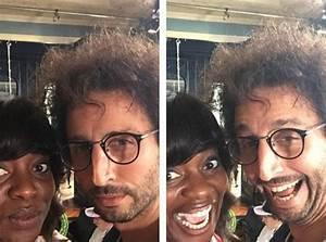 Virginie Ledoyen Instagram : ari elmaleh l 39 ex de virginie ledoyen en plein tournage d lirant avec claudia tagbo ~ Medecine-chirurgie-esthetiques.com Avis de Voitures