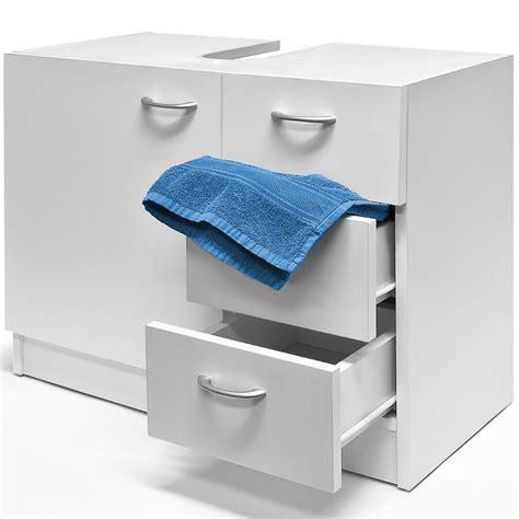 under cabinet shelving bathroom storage under sink bathroom cabinet unit white cupboard