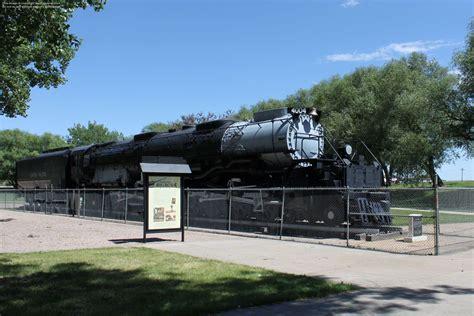 Bid Up Union Pacific Big Boy 4004 Cheyenne Wy Www Rgusrail